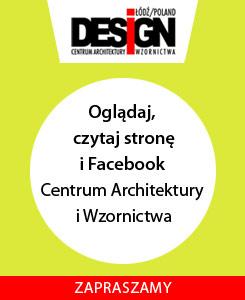 Centrum Architektury i Wzornictwa w Łodzi