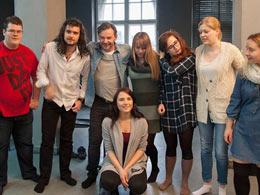 Warsztaty w Studium Aktorskim