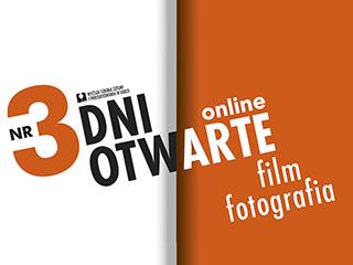 Dni Otwarte na Wydziale Filmu i Fotografii