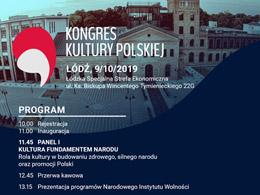 Kongres Kultury Polskiej - Kultura Jutra