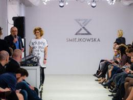 """Pokaz Kolekcji """"Face of the deep"""" Pauli Śmiejkowskiej"""