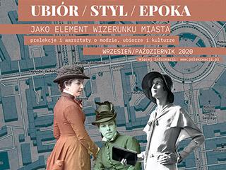 UBIÓR/STYL/EPOKA JAKO ELEMENT WIZERUNKU MIASTA