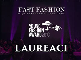 YOUNG FASHION AWARDS 2016