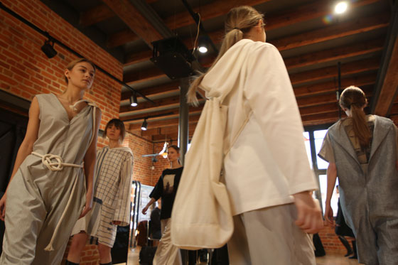 Obrony dyplomów - Projektowanie ubioru