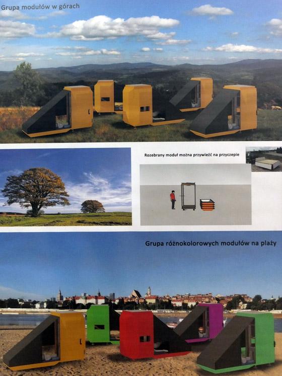Architektura i Urbanistyka - wystawa prac studentów