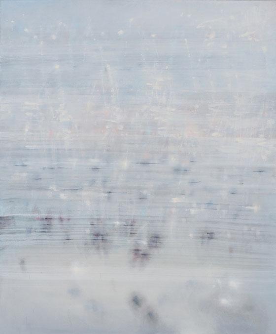 Elżbieta Szczeblewska, Piano 2, 2017, 120 x 100 cm