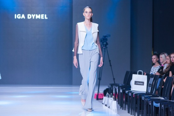 YOUNG FASHION AWARDS 2016 - Iga Dymel