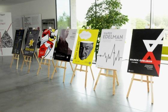 Wystawa EDELMAN - POLAK, ŻYD, ŁODZIANIN